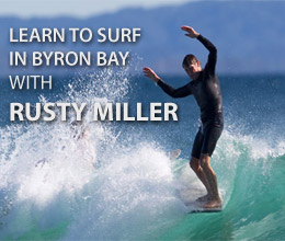 Rusty Miller Surf